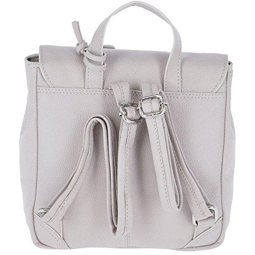 White Backpack Mini Leather Off Ashwood 61915 Size One gIqHpxx4w