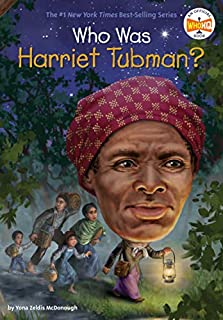 Book Cover: Who Was Harriet Tubman?