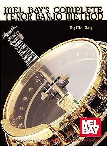 Amazon Complete Tenor Banjo Method Complete Book Series