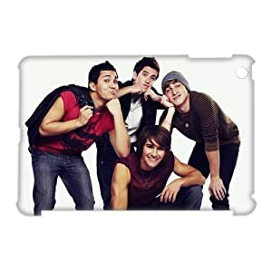 CTSLR Ipad Mini Case - Music & Singer Series Slim Hard Plastic Back Case for ipad Mini -1 Pack - Big Time Rush BTR (17.40) - 05