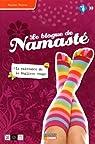 Blogue de namasté - La naissance de la réglisse rouge par Roussy