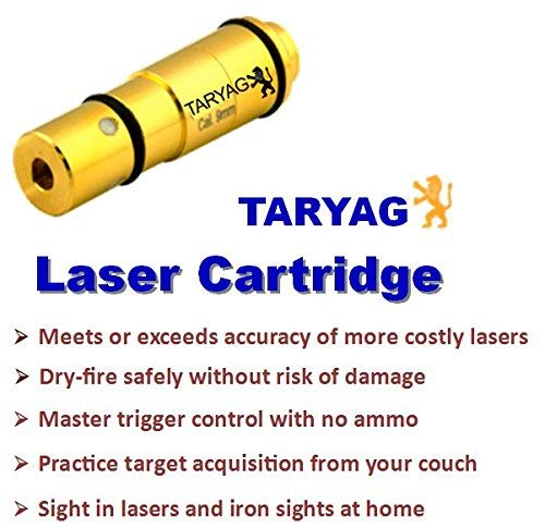(TARYAG Laser Training Cartridge .38 Spc)