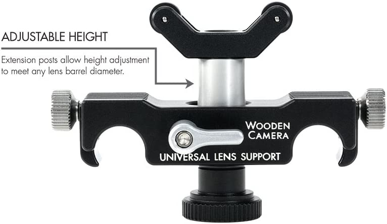 15mm LW Universal Lens Support Wooden Camera