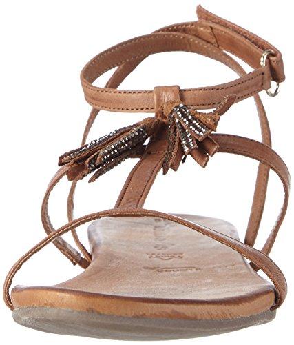 Tamaris 28124 - Sandalias Mujer Marrón - marrón (Nut 440)