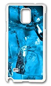 Adorable ice cubes Hard Case Protective Shell Cell Phone For Case Iphone 4/4S Cover - PC White