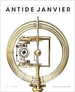 Book Antide Janvier, horloger des étoiles