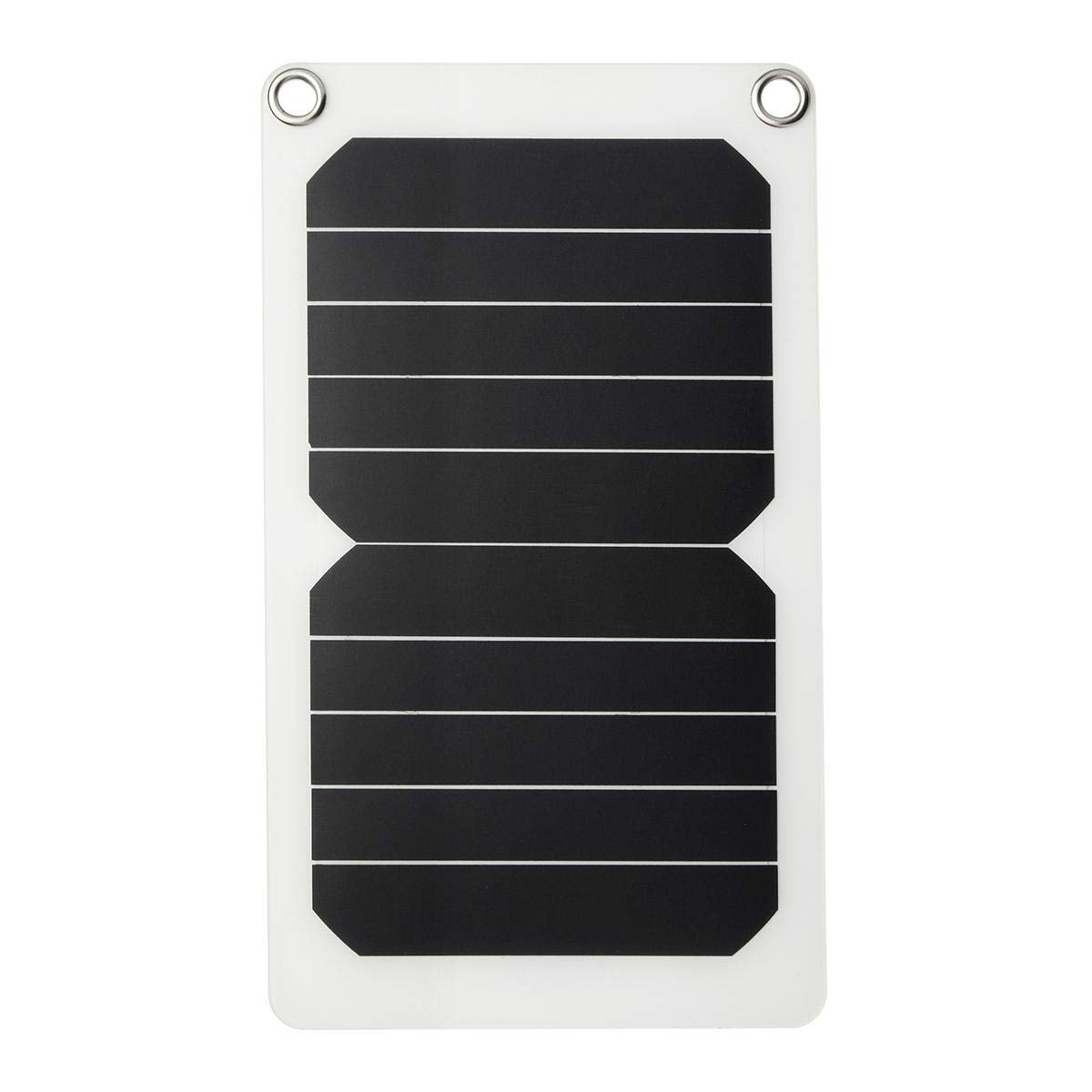 6V 10W 1.7A Portable Solar Panel USB Solar Charging Board Charger - Electrical Equipment & Supplies Generator & Supplies - (Type 1) - 1 x Solar Panel