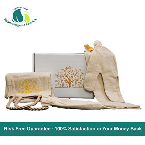 Garshana Gloves Ayurvedic Dry Massage product image