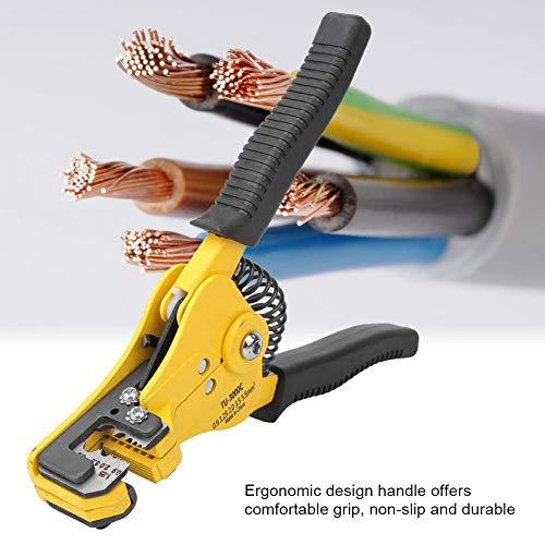 Pinza spellafili 0.9//1.25//2.0//3.5//5.5mm Spellafili Stripper Cable Stripper Tool Stripping automatico