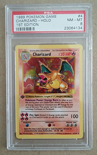 1999-Pokemon-Game-1st-Edition-Charizard-Holo-4-PSA-8-NM-Mint-Shadowless-by-Pokmon
