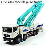 Toy Models Construction Vehicles Truck Model Cars Toys Gift Kid Simulation Excavator Inertia Diecasts