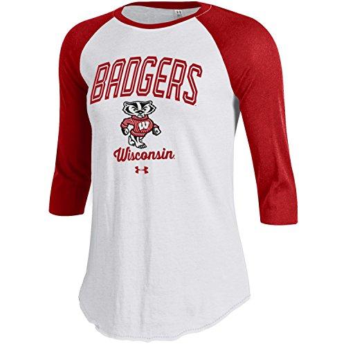Under Armour Women's NCAA Baseball Tee, X-Large, Flawless (Armour Under Ncaa)