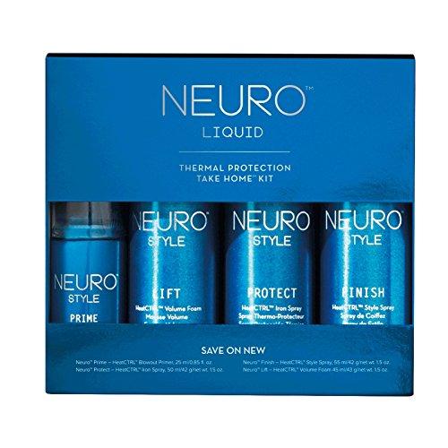Price comparison product image Paul Mitchell Neuro Liquid (Neuro Liquid Take Home Kit)