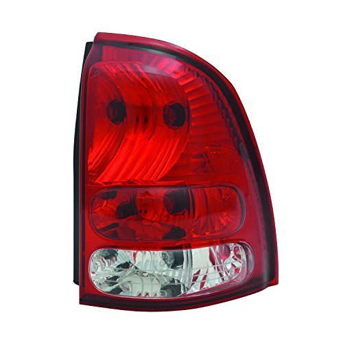 TYC 11-6507-00-1 Buick Rainier Right Replacement Tail (Buick Tail Light Lens)