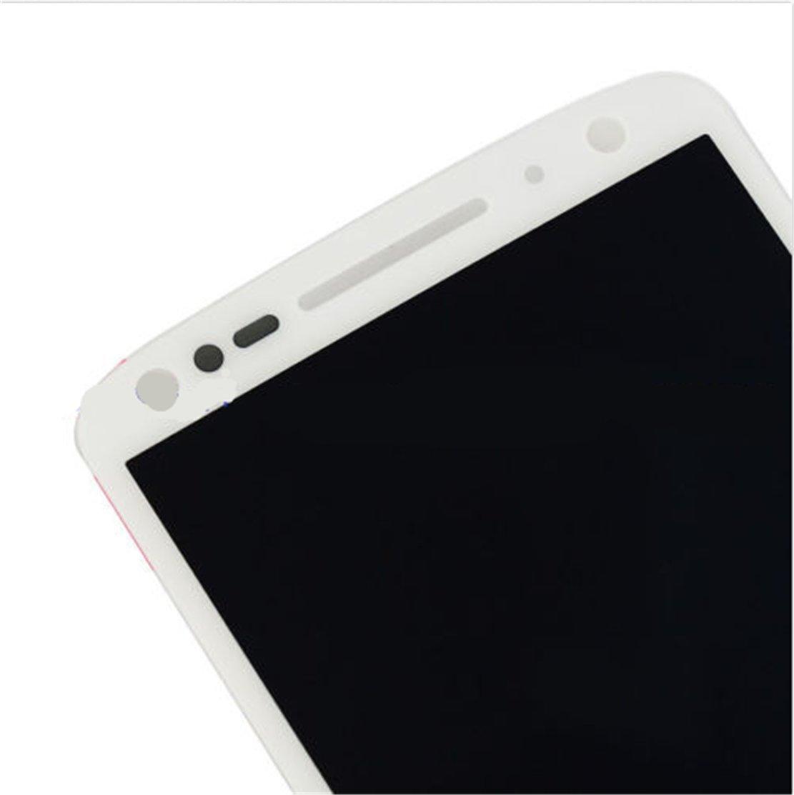 Motorola Droid Turbo 2 xt1580 xt1581 xt1585 pantalla en Juego completo LCD repuestos para reparación de cristal táctil: Amazon.es: Electrónica