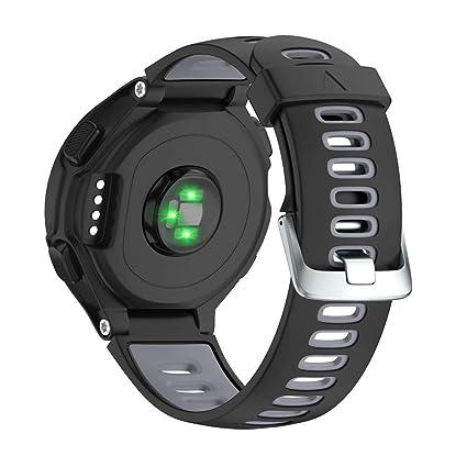 Auto Echo Reloj De Pulsera para Garmin 220/230/235/620/630 ...