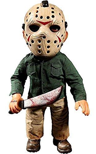 Mezco Toyz Friday the 13th - Jason Mega Figure with Sound]()