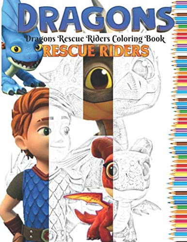 Dragons Rescue Riders Coloring - Dragons Rescue Riders ...