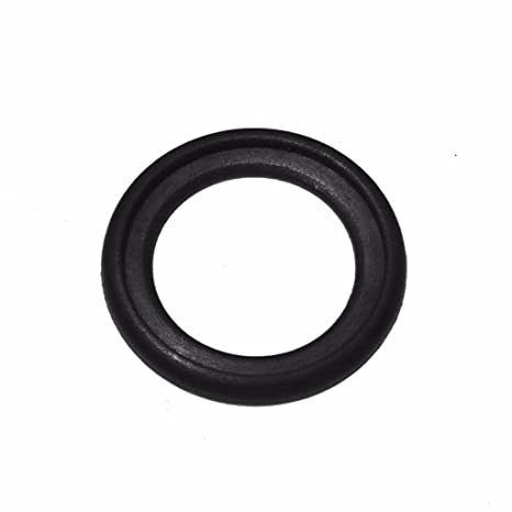 65269 Ford F3DZ-6734-A F77Z-6734-AB /& More Buy Auto Supply # BAS03501 24.45mm O.D // 14mm I.D M14 Metal Rubber Oil Drain Plug Gasket Aftermarket Replacement fits 097-025 50 Count