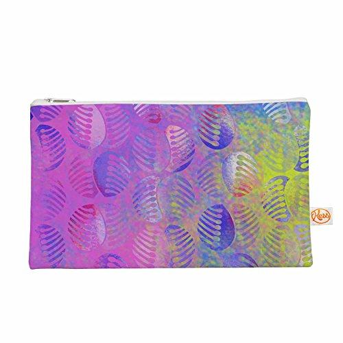 Kess eigene 12,5x 21,6cm Dan sekanwagi Poddy Kämme–dezente Pastells Alles Tasche–mehrfarbig