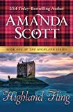 Highland Fling (The Highland Series Book 1)