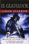 9. El gladiador par Scarrow
