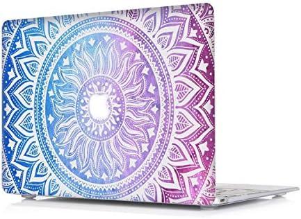 RQTX Funda MacBook Pro 13 Pulgadas portátiles Accesorios de plástico Protector Rígida Carcasa para Apple MacBook (2014~2015) Modelo A1502/A1425 con ...