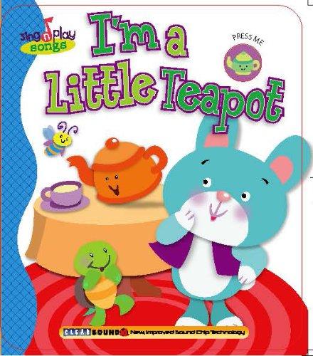 I M A Little Teapot - 4