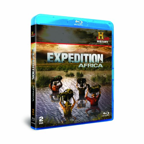 Expedition Africa [Blu-ray] [Import anglais]