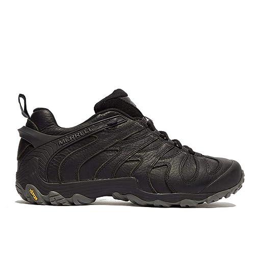 Zapatillas de Senderismo Merrell Chameleon 7 Slam para Hombre, Negro, 42: Amazon.es: Zapatos y complementos