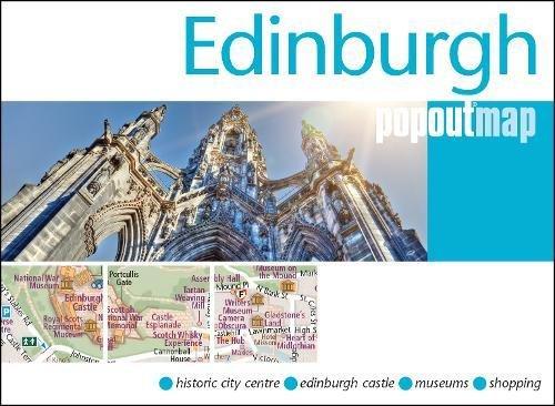 Edinburgh PopOut Map (PopOut Maps)