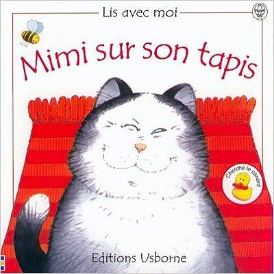 En ligne téléchargement gratuit Mimi sur son tapis epub pdf