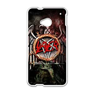 slayer facebook cover Phone Case for HTC One M7 by runtopwell