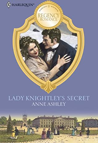 book cover of Lady Knightley\'s Secret