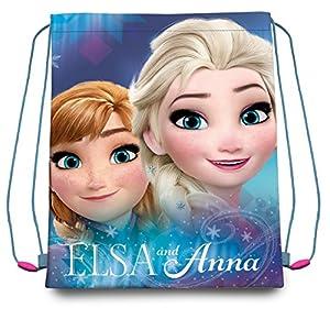 Kids Frozen Sack Backpack (wd19486)