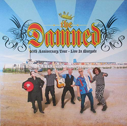 Ranking TOP11 The Damned - Luxury goods 40th Anniversary Tour In 3LP Live Margate