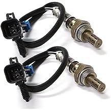 heated Oxygen O2 Sensor Rear Downstream sensor 2 for Buick Cadillac Chevrolet GMC Oldsmobile Pontiac compatible with Bosch 13474
