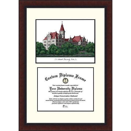 St. Edward\'s University Legacy Scholar Graduate 19x27 inch Diploma ...