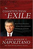 The Constitution in Exile, Andrew P. Napolitano, 1595550305