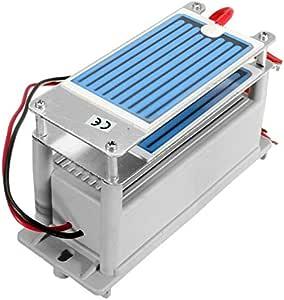 GOZAR 220V 7 G/H Ozono Generador Ozono Desinfección Máquina ...