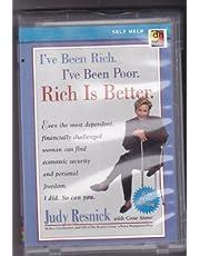 I'Ve Been Rich, I'Ve Been Poor, Rich Is Better