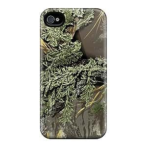 Premium Durable Washington Nationals Fashion Tpu Iphone 4/4s Protective Case Cover