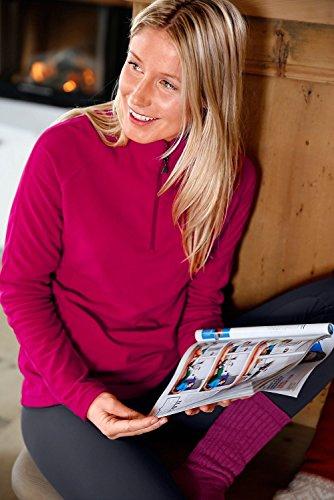 Medico–Jersey de esquí para joven brombeer pink