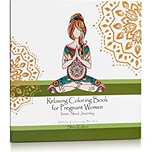 Coloring Books for the Pregnant Mom & Those That Want to Attract Pregnancy to their lives. Relaxing Pregnant Patterns, Mandalas & Calming Designs. Great Pregnancy Announcement Gifts for the Mom to Be!