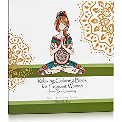 Coloring Books for the Pregnant Mom