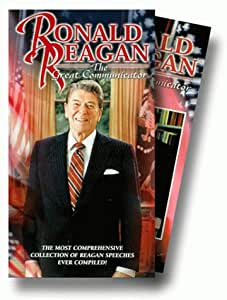 """ronald reagan the great communicator essay Some call him the great communicator  others even consider him the greatest  president since fdr ronald  """"outstanding essays    an excellent study""""."""