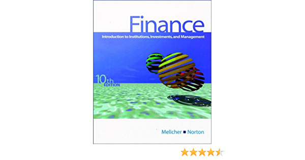 Finance introduction to institutions investment and management e mj mining investment trust