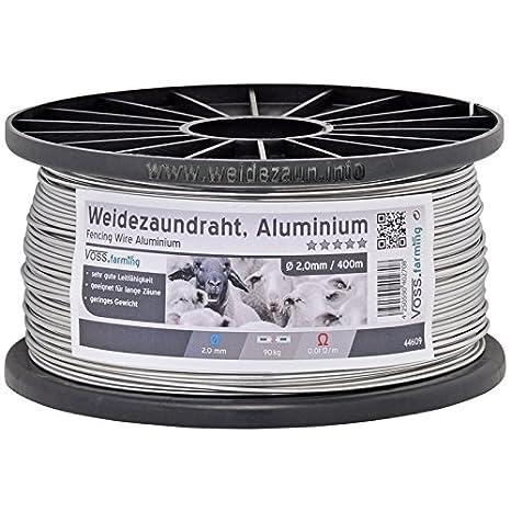 Weidezaundraht aluminio