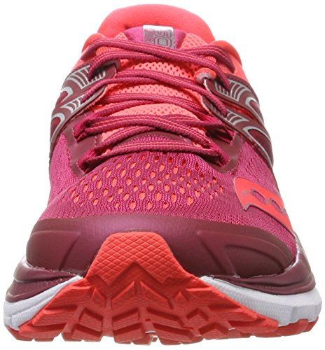 Saucony Rouge Coral Iso Running Triumph Femme 3 Berry RRwvqU