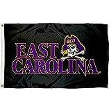 East Carolina Pirates Black Flag For Sale